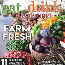 2018: June-July Eat. Drink. Mississippi Magazine