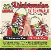 33rd Annual Run Walk
