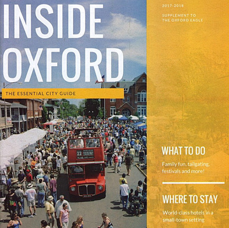 2017-2018: Inside Oxford Magazine