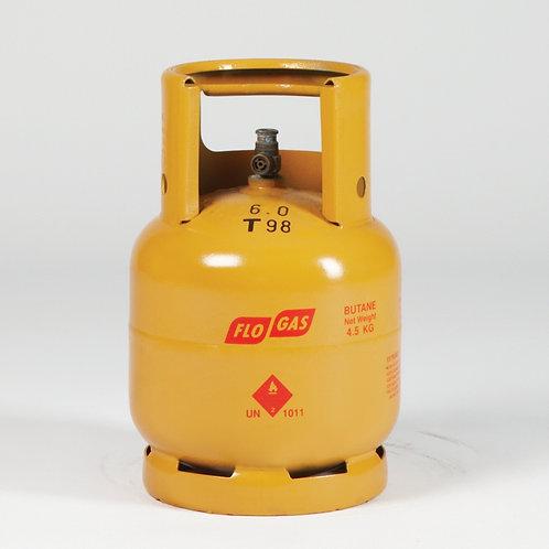 4.5kg Butane Gas including deposit