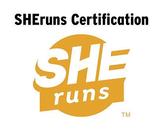 SHEruns Certification Application