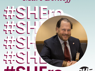 SHEro Series: Marc Benioff