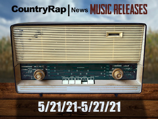 Music Releases for 5/21-5/27