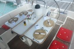 Seyscapes - Yacht Tina - Cockpit