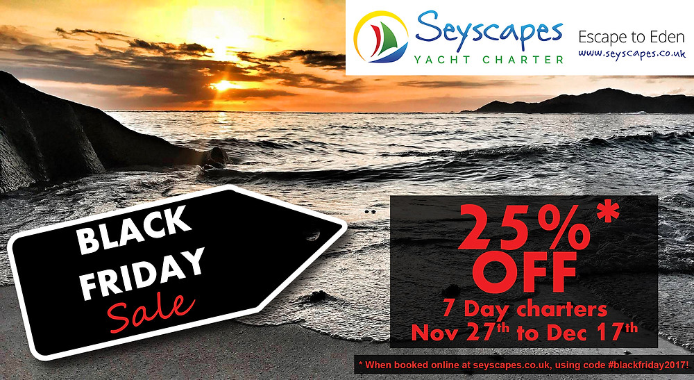 Seyscapes Black Friday Sale