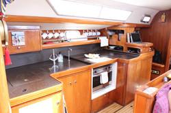 Seyscapes - Yacht Tina - Galley