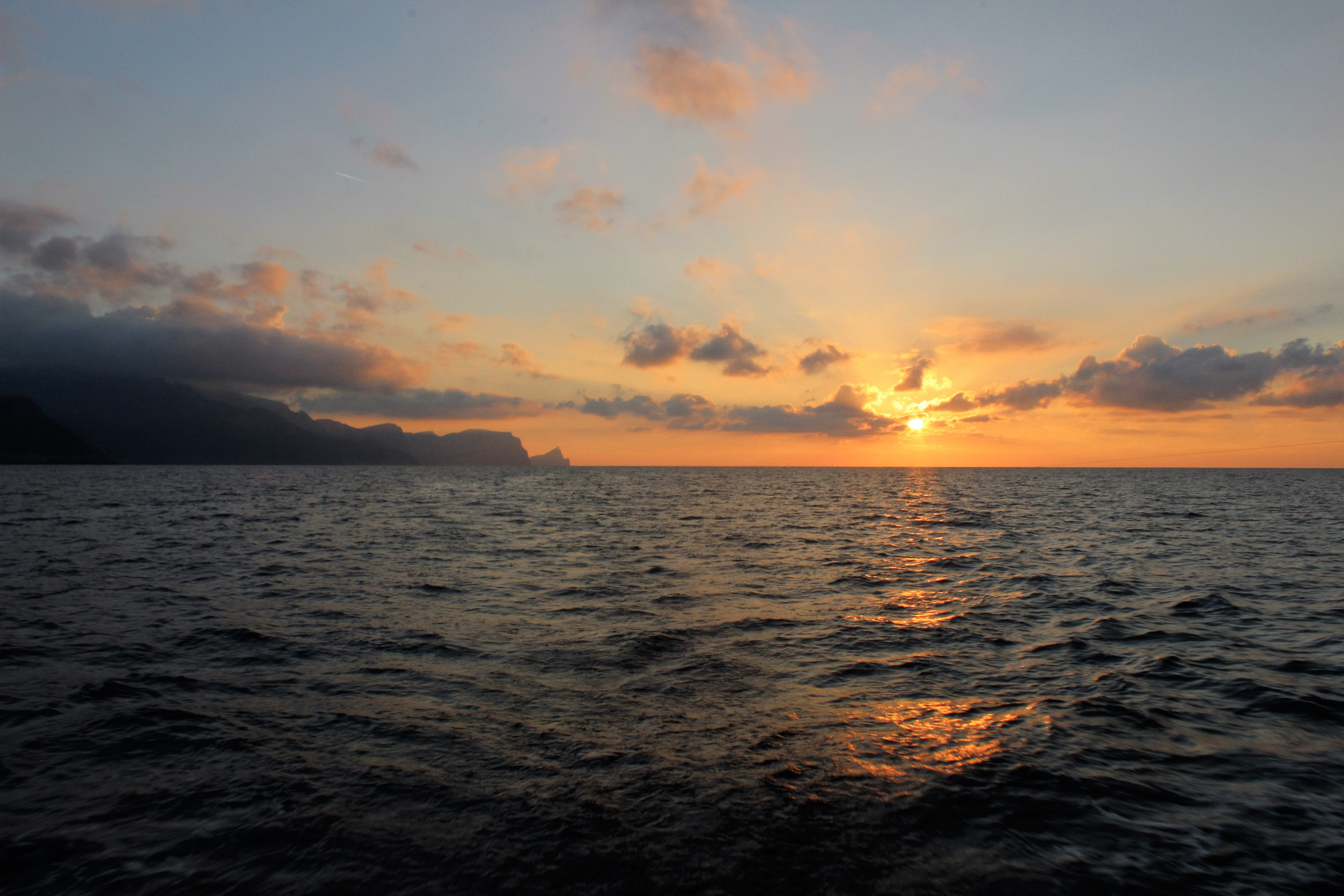 Seyscapes - Seychelles Sunset