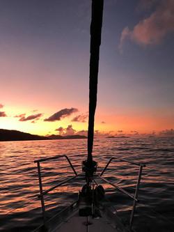 Seyscapes-Yacht-Tina-Sunset