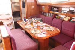 Seyscapes - Yacht Tina - Saloon