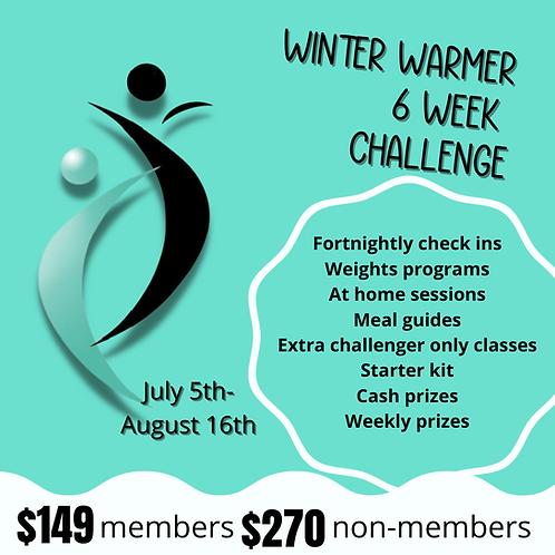 New Body Fitness 6 week challenge