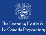 Learning Castle La Canada Prep - Badge.p
