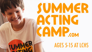 Anahit Turgman - Summer Acting Camp - Ad