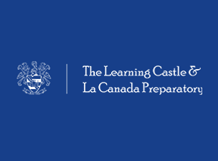 Learning Castle La Canada Prep Logo - re