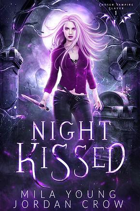 Tania Walsh.Chosen Vampire Slayer.Night