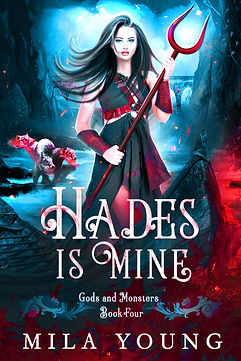 Tania Walsh.Gods and Monsters.Hades Is M