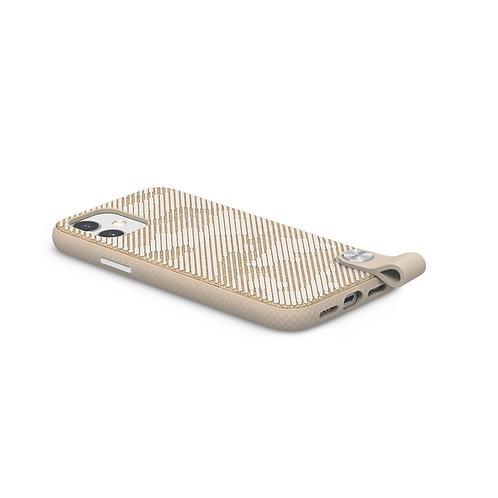 Pouzdro Altra pro iPhone 12 mini, SnapTo ™ – Béžový