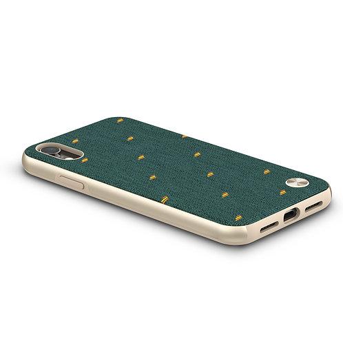 Vesta  obal hardshell pro iPhone XR, SnapTo ™ – Zelený