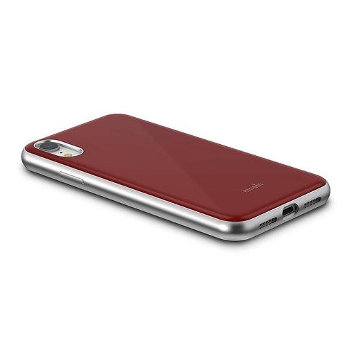 iGlaze obal hardshell pro iPhone XR, SnapTo ™ – Červený