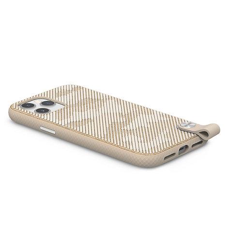 Pouzdro Altra pro iPhone 12 Pro Max, SnapTo ™ – Béžový