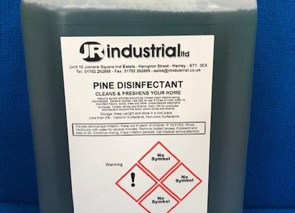 5 Ltr Pine Disinfectant
