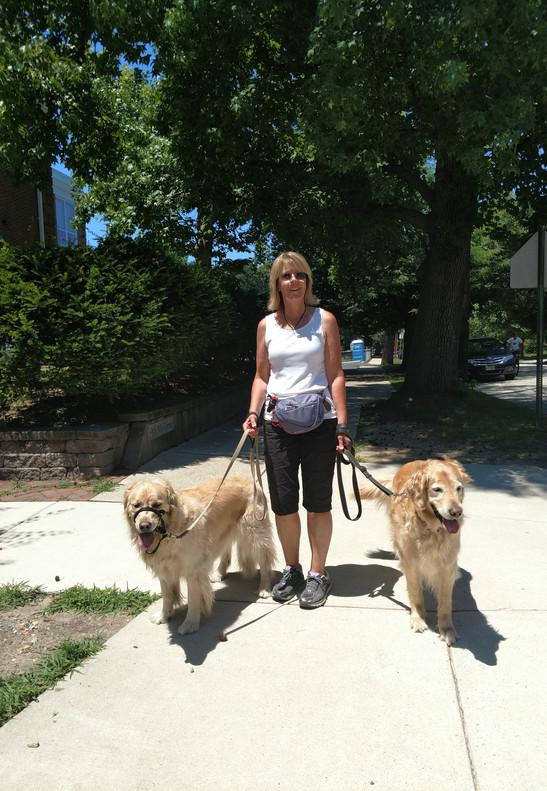 Sharon, Zoey & Riley