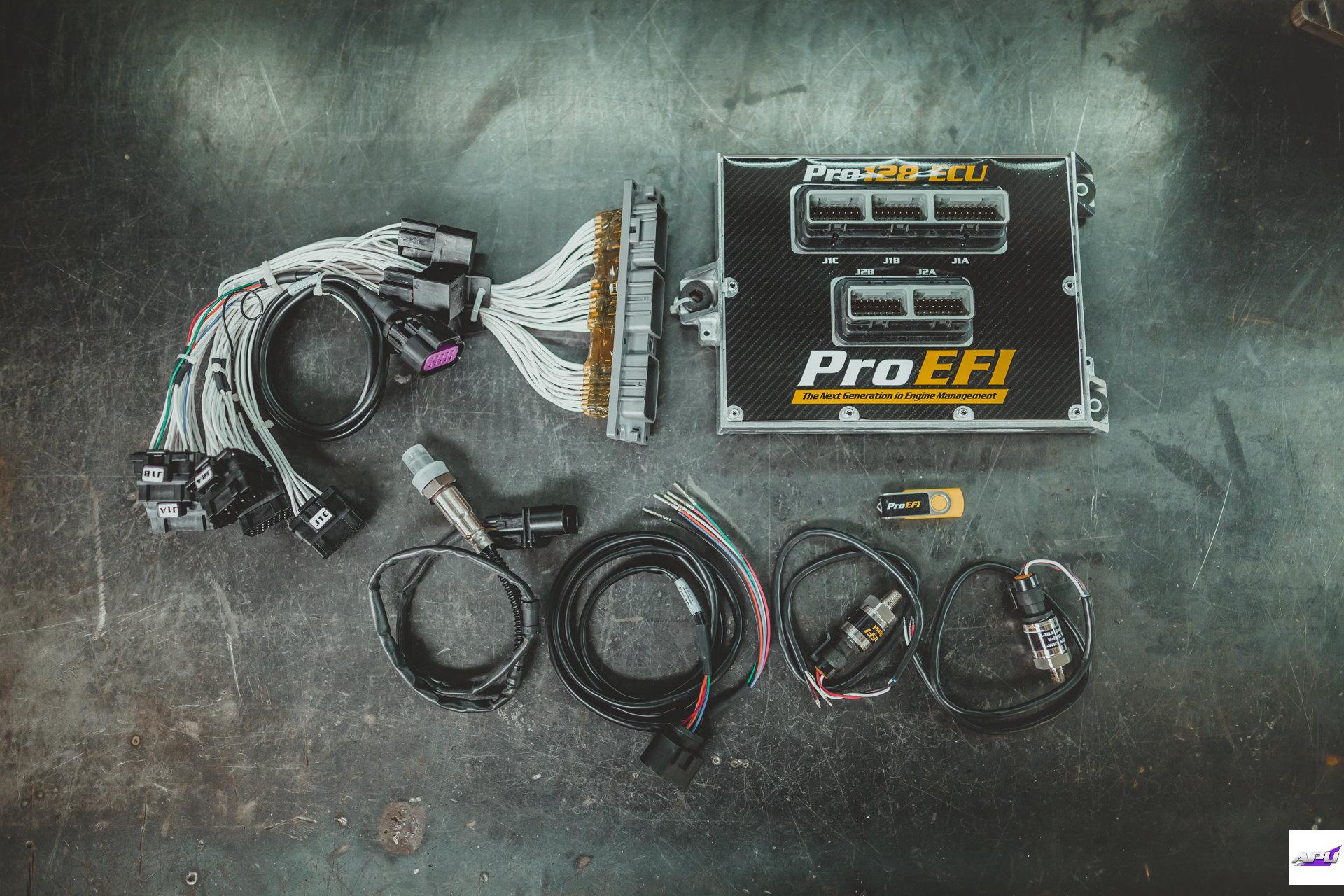 ProEFI Corvette ECU Kit