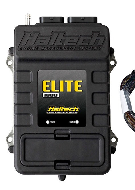 Elite 1000 + Mazda RX7 FD Adapter Harness Kit