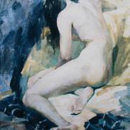 Nude study.