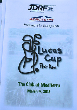 The Lucas Cup Inaugural Event