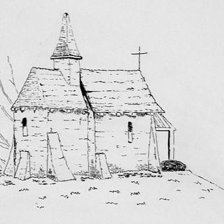 Eglise inspirée de Lelong