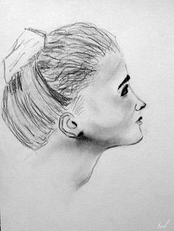 La jeune fille de Watteau