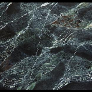 Imitation marbre : Vert de mer, Griotte d'Italie