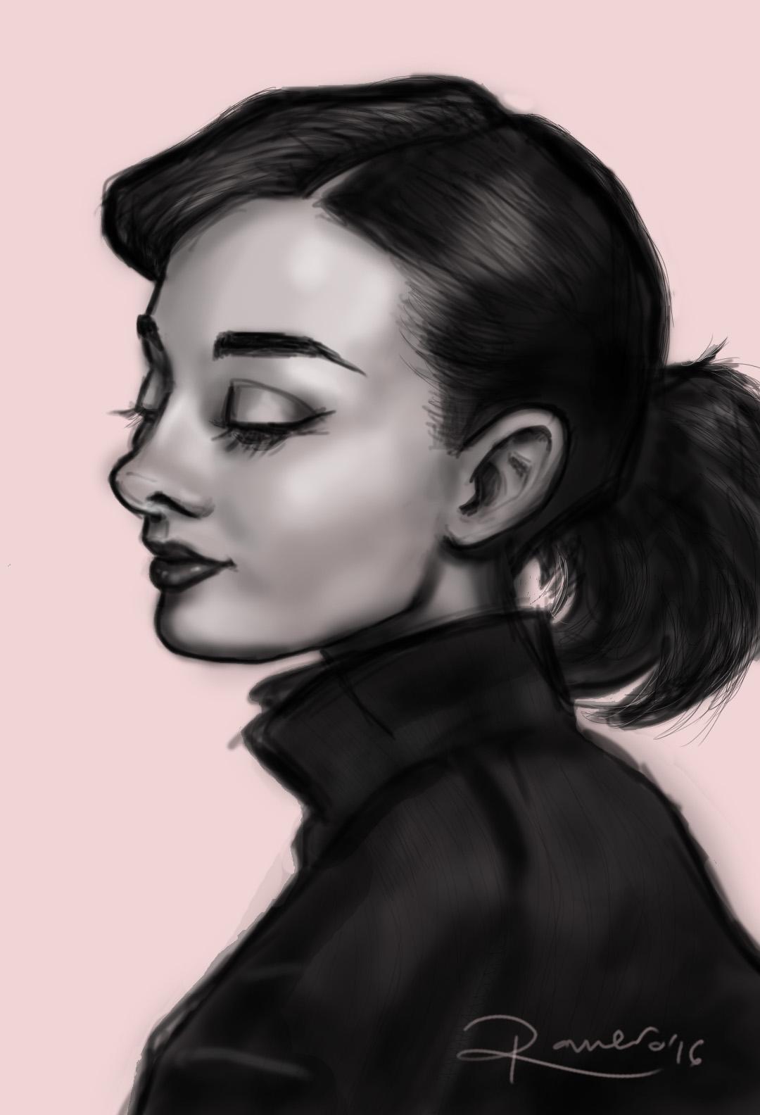 Audrey, 2016