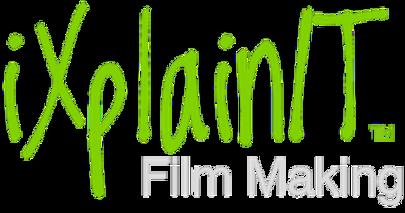 iXplainIT Film Making Logo No Background