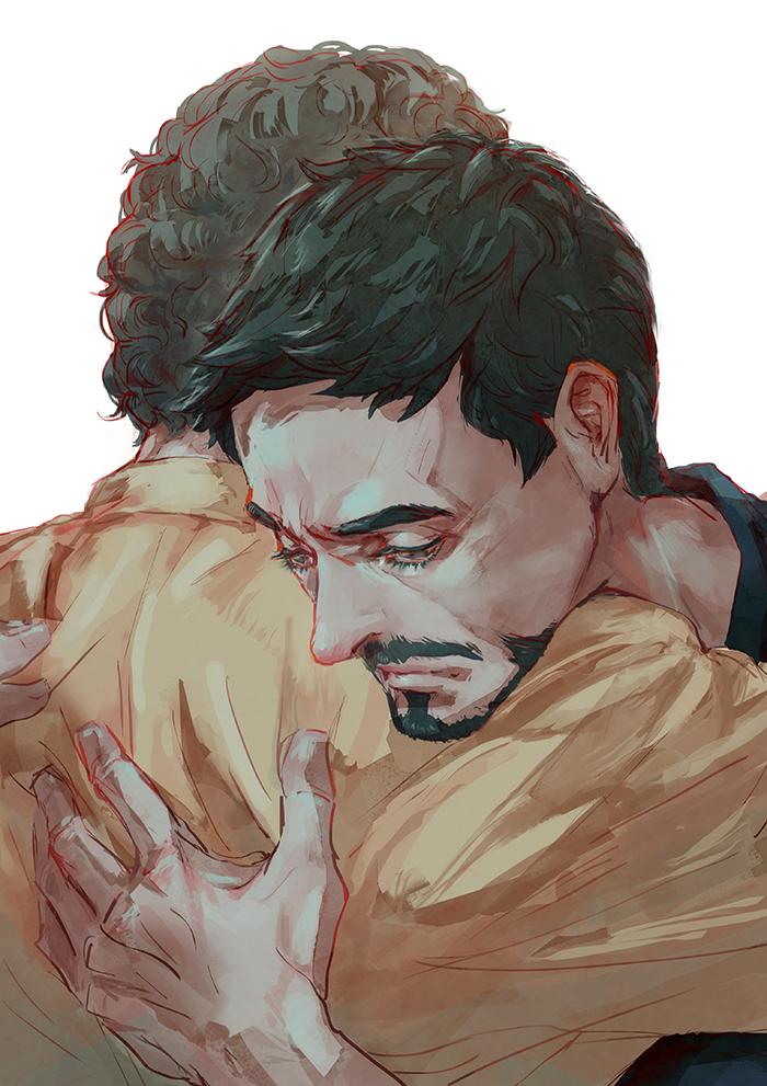 Team Hug Tony
