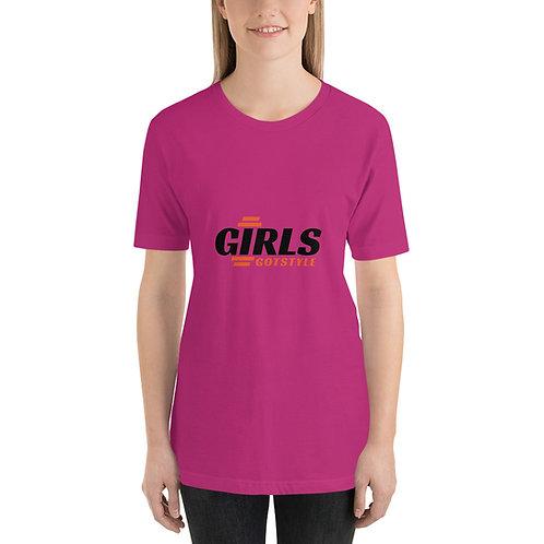 girls got style pink logo T-Shirt