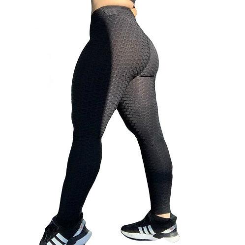Leggings ativas femininas para ginástica de cintura alta