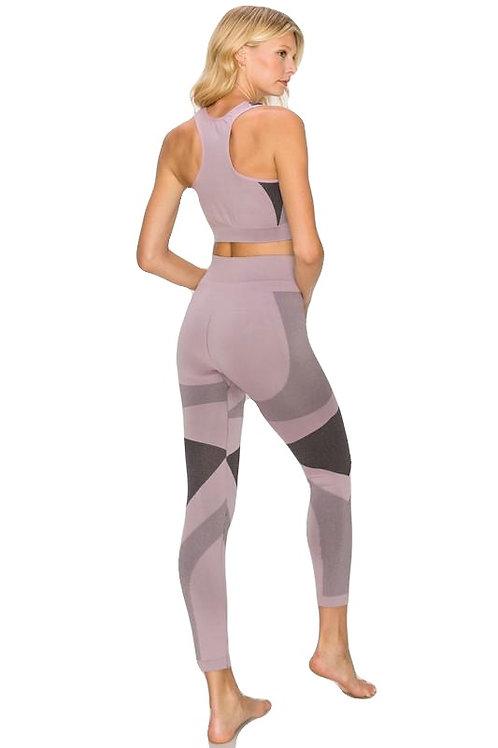"Get Fit"" Bra and Legging Set"