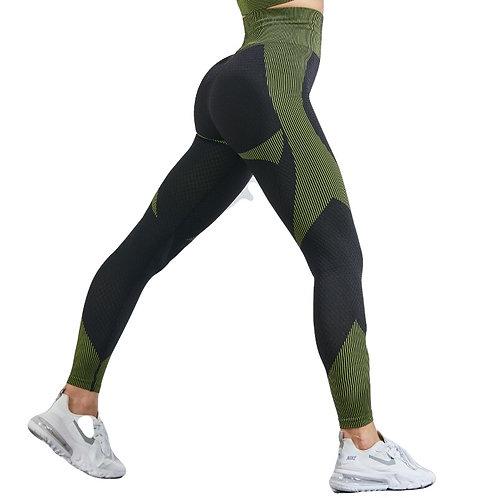 Fitness Leggings Women High Waist Stretch Leggings