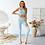 Thumbnail: Conjunto de fitness sin costuras de 2 piezas para mujer Conjunto de entrenamiento