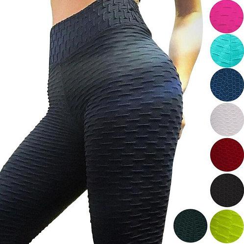 Calças de ioga, fitness leggings esportivos