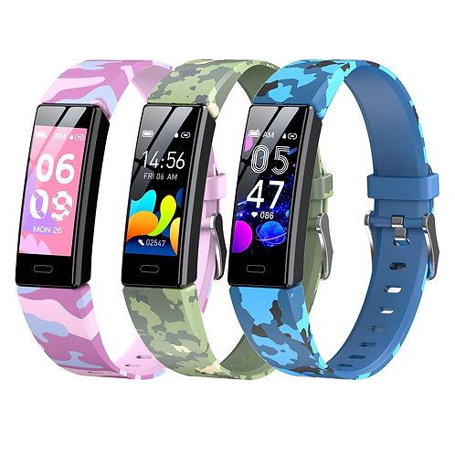 Activity Tracker Bracelet IP68 Waterproof Fitness Smart Band Bracelet