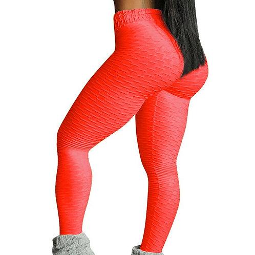 Leggings Slim Fitness Pants Leggings Pull Up  High Waisted