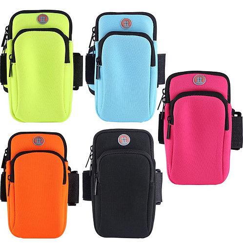 Running Armband Bag Case Universal and Waterproof