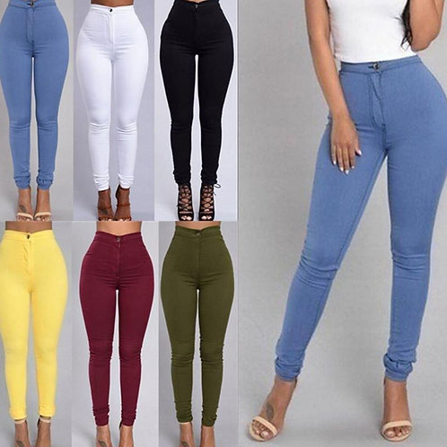 Sexy Leggings Women Fitness Casual Pencil Pants Trousers