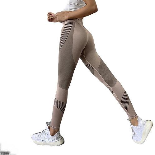 New Yoga Leggings Push Up Tummy Control Gym  Leggings