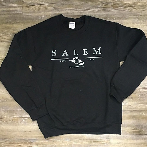 SALEM 1626 WITCH CREW NECK