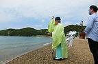 奄美せとうち海開き『安全祈願』
