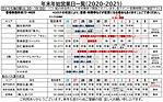 【瀬戸内町】年末年始の営業日一覧(2020-2021)