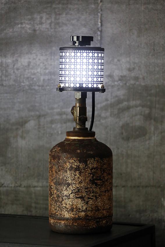 Luminária O2